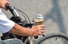 Dosar penal și 5000 de lei amendă pentru un biciclist turmentat la Păltiniș