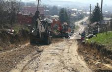 Primăria Municipiului Dorohoi anunță că au început lucrările de modernizare a străzii Maramureș - FOTO