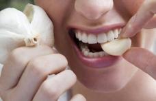 Rezultate incredibile pentru sănătate oferite de către dieta cu usturoi