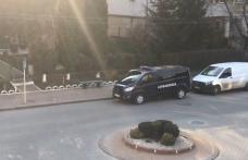 """La fel ca în toată țara, la Dorohoi, mașinile de Poliție și Jandarmerie au difuzat în megafoane """"Deșteaptă-te române!"""" - VIDEO"""