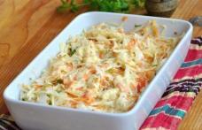 Salată Coleslaw – cea mai bună garnitură
