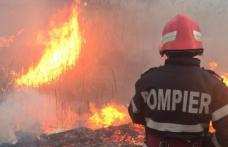 16 incendii în acest sfârșit de săptămână! Peste 100 de pompieri au intervenit pentru stingere
