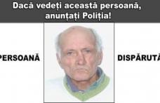 Polițiștii caută un bărbat din Coțușca care a plecat de la domiciliu și nu s-a mai întors