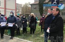 Spital COVID-19 la Dorohoi: Vezi reacțiile managerului Spitalului Dorohoi și a primarului Alexandrescu – VIDEO / FOTO