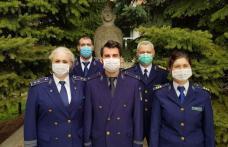 În plină pandemie, poliţiştii de frontieră din judeţul Botoşani au donat sânge - FOTO