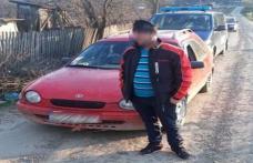 Bărbat în stare de ebrietate, depistat la volan de poliţiştii de frontieră din Dorohoi - FOTO