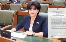 """Doina Federovici: """"Am votat în Senat legea pentru scutirea de chirie, fără niciun cost suplimentar"""""""
