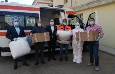 Echipamente de înaltă protecție medicală în valoare de 52.500 de lei donate salvatorilor în halate albe din Botoșani! - FOTO