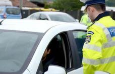 Bărbat suspectat că a bătut o tânără şi a condus fără permis, amendat de poliţişti conform Ordonanţei Militare nr. 3