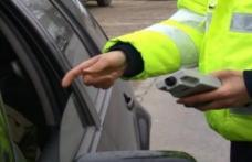 Șofer prins beat la volan. S-a ales cu dosar penal și cu amendă pentru încălcarea restricţiilor de circulaţie