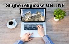 Slujbe religioase din Dorohoi: Vezi Denia din Vinerea Mare transmisă LIVE!