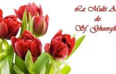 Felicitări, mesaje și urări de Sfântul Gheorghe