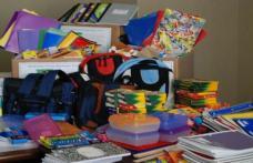 Rechizitele şcolare pentru elevii săraci vor fi distribuite până la jumătatea lunii noiembrie