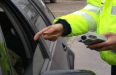 Botoșănean beat și cu permisul anulat oprit în trafic după ce a fost reclamat de către un alt șofer