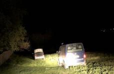 Băut şi fără permis, depistat la volan de poliţiştii de frontieră din Dorohoi