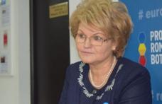 """Mihaela Huncă: """"Dragi botoșăneni, vă doresc un 1 Mai liniștit și multă sănătate!"""""""