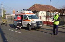 Dorohoi: Căruțaș accidentat grav, de un tânăr de 20 ani