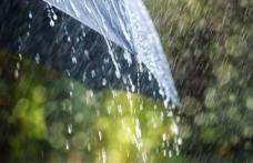 Cantități însemnate de precipitații la Dorohoi în acest sfârșit de săptămână. Vezi cât a plouat în județ!