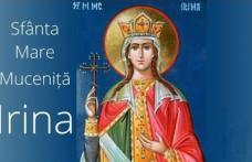 Sfânta Irina: Rugăciunea pe care o spun oamenii pentru a fi feriţi de rele