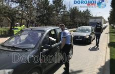 Acțiuni ale polițiștilor organizate la Dorohoi, Botoșani și Săveni