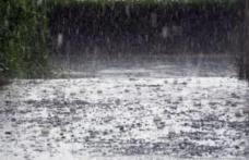 Avertizări meteo! COD GALBEN și COD PORTOCALIU de vânt, ploi și precipitații mixte
