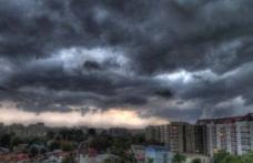 Meteorologii atenționează! COD GALBEN de vânt și instabilitate atmosferică