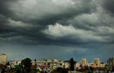 Atenționare meteo de vreme severă! COD GALBEN de instabilitate atmosferică accentuată