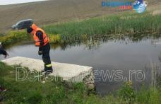Tragedie la Dumbrăvița! Un bărbat a căzut în apa unui iaz din localitate și s-a înecat - FOTO