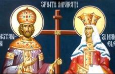 Sfinții Constantin și Elena. Rugăciunea care trebuie rostită pe 21 mai pentru îndeplinirea dorințelor