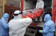 Un bărbat care era suspect că ar fi infectat cu COVID-19, a murit de frică când a văzut izoleta