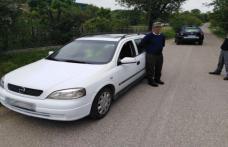 La volan, cu permisul de conducere suspendat, depistat de Poliţiştii de frontieră din Dorohoi