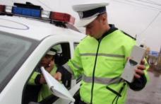 Şofer cu 1,05 alcoolemie, la volan. Bărbatul a fost prins la un control de rutină