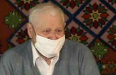 """Unul dintre cei mai în vârstă români vindecați de coronavirus este din Botoșani: """"Dumnezeu m-a trimis tot jos la agricultură!"""""""