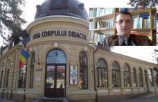 Dorohoianul Sorin Luca a fost numit director la Casa Corpului Didactic Botoșani