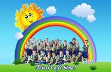"""Gimnaziul Kogălniceanu Dorohoi urează tuturor copiilor """"La Mulți Ani!"""" – VIDEO / FOTO"""