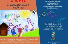 DGASPC Botoșani: 2 Iunie -  Ziua Națională a Adopției