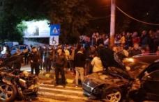 Șoferul care a provocat accidentul cu 6 răniți din Botoșani era drogat