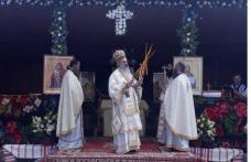 """Mănăstirea """"Sfânta Treime"""" Știubieni și-a celebrat hramul"""
