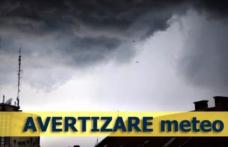COD PORTOCALIU de vreme severă imediată în județul Botoșani. Vezi zonele afectate