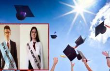 """Șefi de promoție la Școala Gimnazială """"Spiru Haret"""" Dorohoi - FOTO"""
