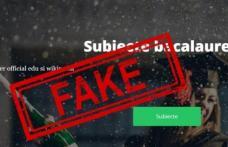 Autoritățile avertizează elevii să nu cadă în plasa hackerilor. Un site fals vinde subiectele de la BAC cu doar 100 de lei