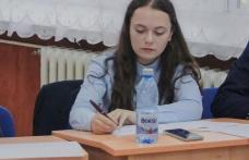 """Colegiul Național """"Grigore Ghica"""" Dorohoi - Ne mândrim cu ei! Portret de succes - Paula Pujină"""