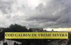 Jale în România din cauza vremii! Finalul săptămânii vine cu vijelii puternice, inundații și vreme deosebit de rea