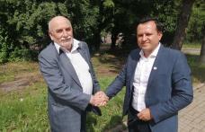 Tânăr afacerist din Botoșani într-o întâlnire neregizată