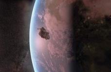 Asteroidul-gigant trece razant pe lângă Pământ