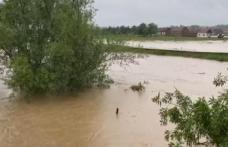 S-a emis un nou COD ROȘU de inundații! 27 de județele afectate inclusiv Botoșani