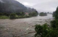ALERTĂ, crește nivelul râului Prut! Peste 80 de persoane evacuate de pompieri din satul Baranca