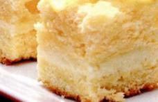 Prăjitură cu cremă de griș