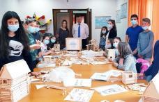 Educație S.T.E.A.M. la Centrul de zi pentru copii Ibănești, jud. Botoșani! - FOTO