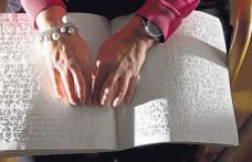 Lumea persoanelor fără vedere, cunoscută de către elevi